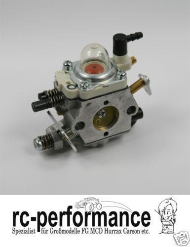 Tuning carburador walbro 813 con beschleunigerpumpe FG carbon figher