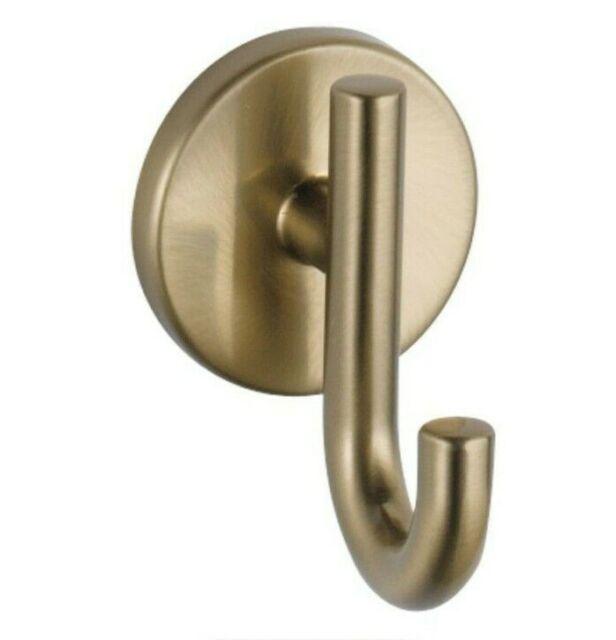 Delta Faucet 75935-CZ Trinsic Robe Hook, Champagne Bronze