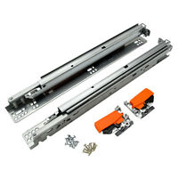 18'' Blum Heavy&45;duty Tandem Blumotion Undermount Drawer Slides (pair)