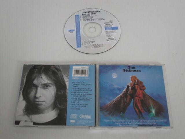 Jim Steinman / Bad for good (Epic 472042 2) CD