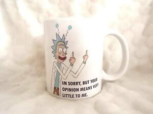 Desole-mais-votre-avis-signifie-tres-peu-pour-moi-Rick-and-Morty-Inspire-11-Oz-environ-311-84-g-Mug