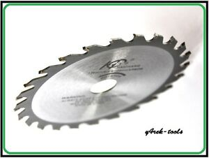 165mm x 16mm 24t circular saw blade for makita dewalt panasonic image is loading 165mm x 16mm 24t circular saw blade for greentooth Image collections
