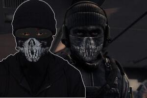 Call of Duty   Ghosts COD Keegan P. Russ Keegan s Skull Mask + ... 9dc3c79c5cc