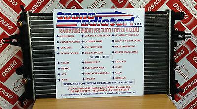 AC dal 1998 Originale Radiatore Acqua Motore Opel Zafira A 1.4//1.6//1.8 Benzina