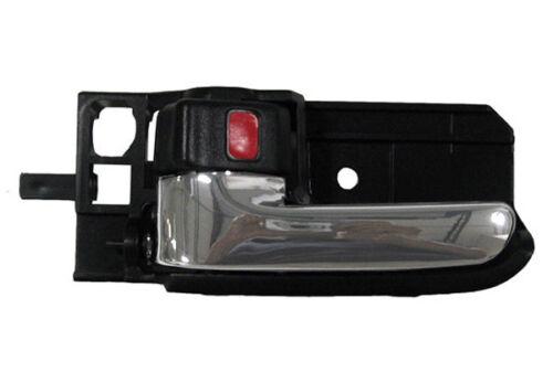 FOR 2003-08 COROLLA New Black & Chrome Interior Inside Door Handle ...