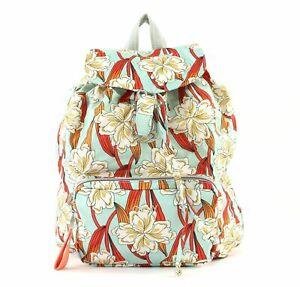 Jungen-accessoires Kindermode, Schuhe & Access. Pflichtbewusst Oilily Enjoy Ornament Backpack Lvf Rucksack Tasche Light Turquoise Blau Weiß Neu