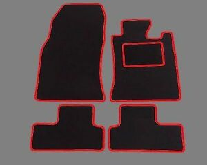 BMW MINI 2001-2006 TAILORED FITTED CUSTOM MADE RUBBER Car Floor Mats HEAVY DUTY