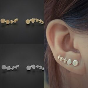 Beautiful-Moon-Phases-Ear-Climbers-Crawlers-Cuff-Earrings-Crescent-Fashionable