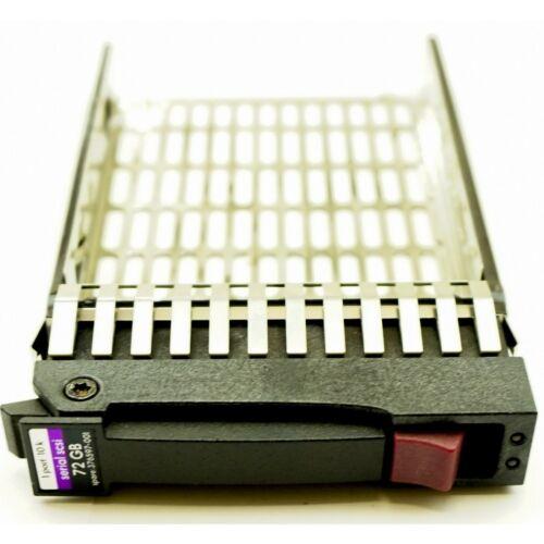 "HP 2.5/"" Proliant SAS SATA G5 G6 G7 Server Hard Drive Caddy Tray"