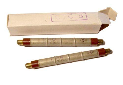 Set di 2 x sts-5 TUBI contatori di Geiger sbm-20 ctc-5 NUOVO FAI DA TE Dosimetro radiacmeter