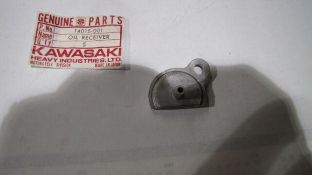 Porta OLIO ORIGINALE KAWASAKI Avenger h1 h2 s1 s2 s3 kh400/500 14015-001