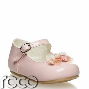 Baby Girls Shoes Flower Girl Shoes Baby Shoes For Girls Pale Pink