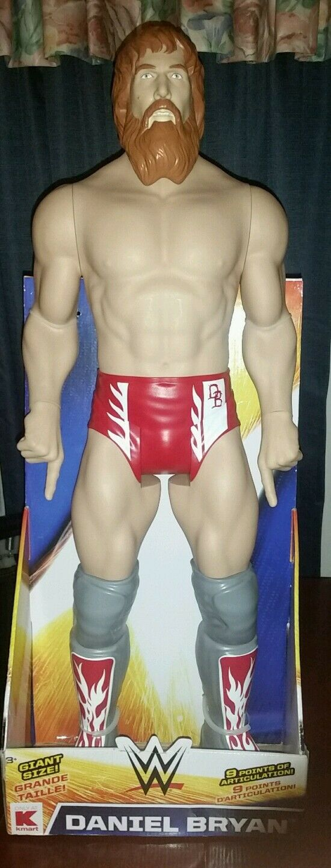 Wwe Superstar Daniel Bryan 31  pulgadas Gigante Grande Alto Brian lucha libre figura de acción