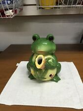 Burton And Burton Frog Teapot