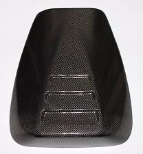 Aprilia Tuono 1000R 2002-05 or 03 Mille/RSV Seat Cowl - Plain Weave Carbon Fiber