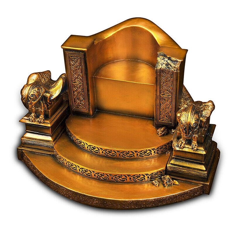 1 6 trono apto para Loki Odin colecciones de base de Accesorios Figura De Acción Nueva
