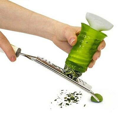Chef'n Herbsicle Frozen Herb Keeper Kitchen Gadgets Easy To Use Twist Handle