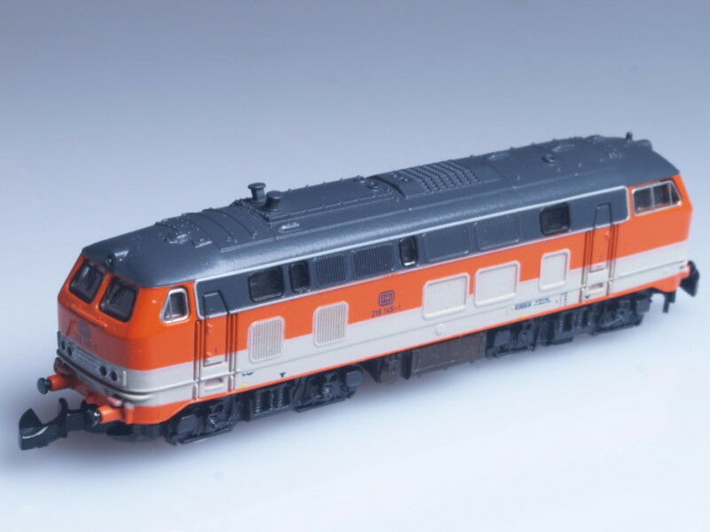 Marrklin Z Class 218 DB Diesel Locomotive LED light