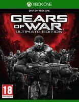 Gears of War -- Ultimate Edition (Microsoft Xbox One, 2015) EMAILED Key Code
