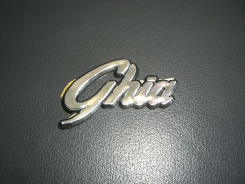 Capri etc. zum Aufkleben B Emblem // Badge Ford Ghia ca z 8 x 6 cm