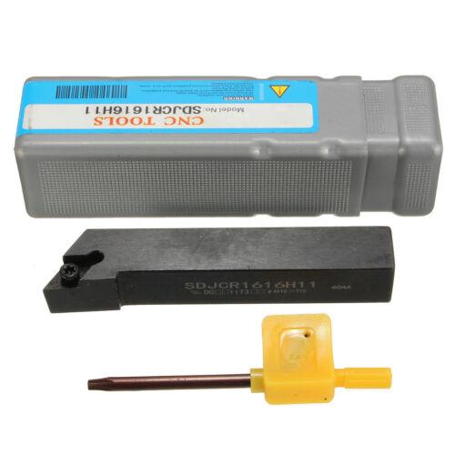 Für DCMT11T304 Wendeplatten Bohrstange SDJCR1616H11 16* 100 Mm Klemmdrehhalters