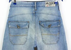 Tommy Hilfiger Hommes Curtis Coupe Fuseau Taille W32 L34 ABZ766