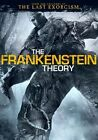 GD The Frankenstein Theory 2013 DVD