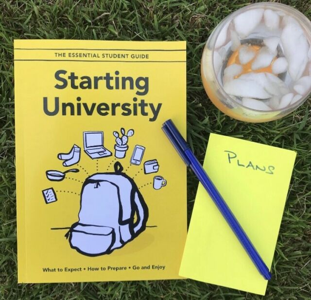 Starting University: What to Expect, How to Prepare ~ direct from the author