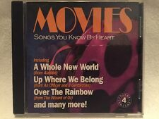SONGS YOU KNOW BY HEART * MOVIES -- More CDs Listed in Store-- FREE SHIPPING!!!