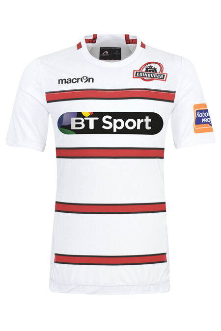 Edinburgh Rugby Away Maillot Moulant Ss Adulte Taille Moyenne (Eu Grand