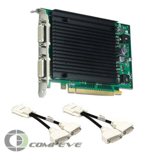 Nvidia Video Card for Dell Precision T7500 Desktop PC Trading 4 Monitor support
