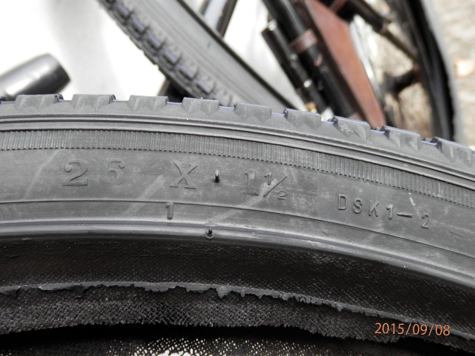 2 Copertoni Maloya DEESTONE 26 x a 1 1/2 a x TALLONE per bici militare Svizzera 05 0f595d