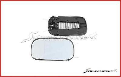 Spiegelglas links Volvo S60 S80 V70 XC70 mirror glas left SWE