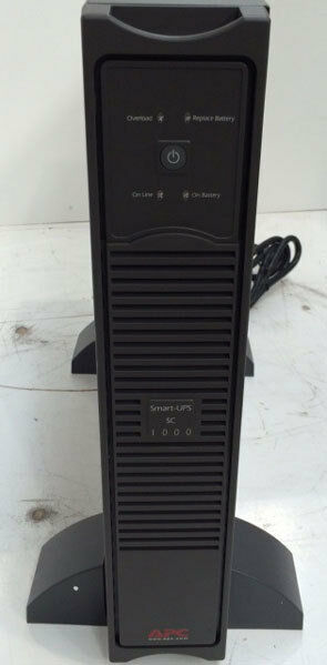 APC Smart-UPS SC 1000VA 120V Rackmount/Tower UPS System !New!