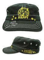 Fairy Tail Yellow Happy Cap