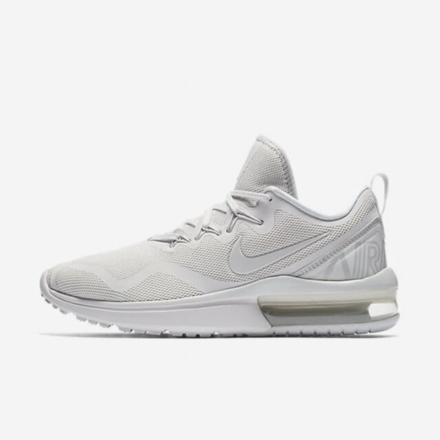 Nike Air Max Fury Women s Shoes Running White Vast Gray pure Platinum  AA5740 100 7ac6ac867