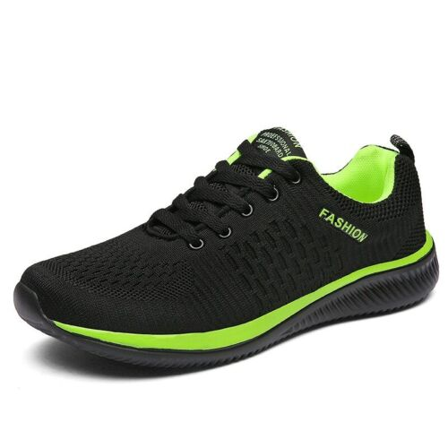 Mesh Hommes Chaussures De Loisirs Lac-Up Baskets poids léger confortable respirant chaussures