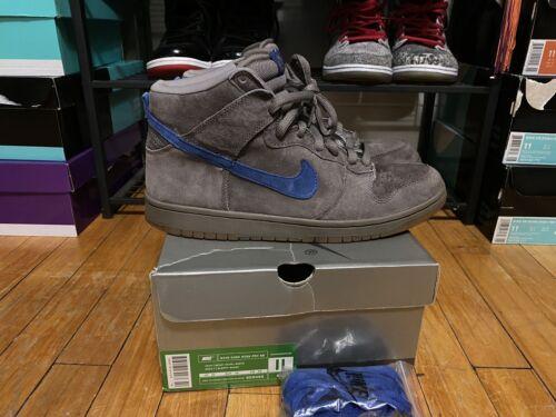 Nike Sb Dunk High Iron Sz 11