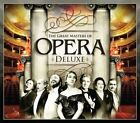 The Great Masters of Opera Deluxe (CD, Jul-2013, Imports)