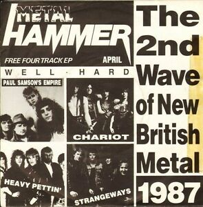 METAL-HAMMER-2nd-wave-of-new-british-metal-4-track-ep-1987-uk-7-034-PS-EX-VG