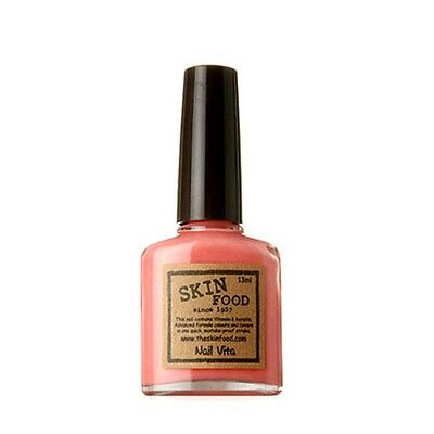 SKINFOOD Nail Vita #PK205 -Korea Cosmetics