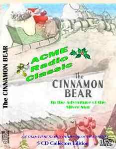 The-Cinnamon-Bear-New-5-Disc-CD-from-ACME-Radio