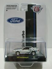 M2 Machines 1987 Ford Mustang Gt Twin Turbo Hs07