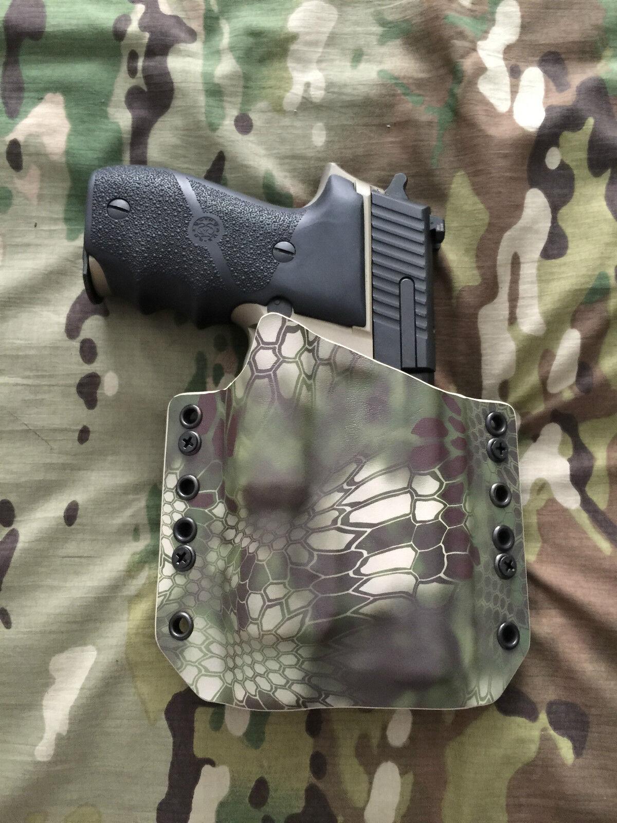 Kryptek Mandrake Kydex Light Holster Streamlight SIG P227R Streamlight Holster TLR-1s / TLR1 b056b6