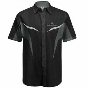 Polaris Slingshot Pit Crew Shirt Mens Black Medium 286504603