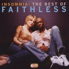 "FAITHLESS ""INSOMNIA-THE BEST OF"" 2 CD NEU"