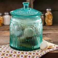 The Pioneer Woman Adeline Cookie Jar Turquoise W1f For Sale Online Ebay