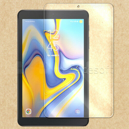 SM-T387T Tablet HD Tempered Glass Screen Protector 1x Samsung Galaxy Tab A 8.0
