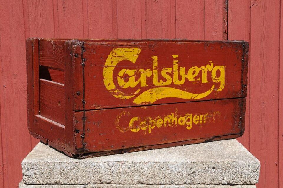 Ølkasse, Carlsberg