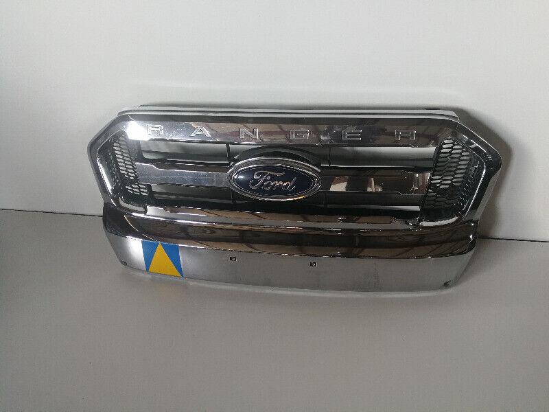 Ford Ranger T6/T7 (Facelift) Chrome Grill 2016-2019